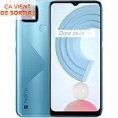 Smartphone Realme C21 Bleu