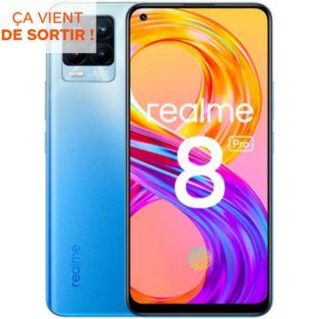 Realme 8 Pro Bleu