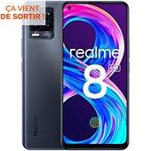Smartphone Realme 8 Pro Noir