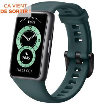 Huawei Band 6 Vert