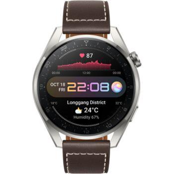 Huawei Watch 3 Pro Classic Marron
