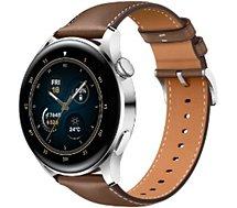 Montre connectée Huawei  Watch 3 Classic Marron