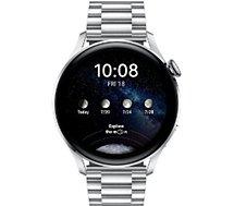 Montre connectée Huawei  Watch 3 Elite Acier