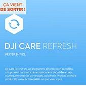 Garantie DJI CARE pour le drone DJI FPV 1 an