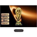 Vidéoprojecteur home cinéma Hisense  100L5F-B12 Laser TV + écran