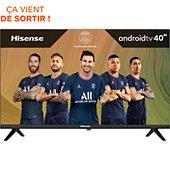 TV LED Hisense 40A5700F