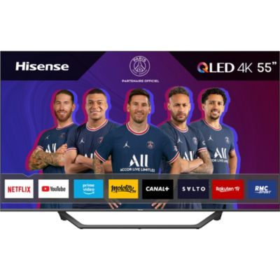 Location TV QLED Hisense 55A7GQ 2021