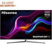 TV QLED Hisense 65U8GQ