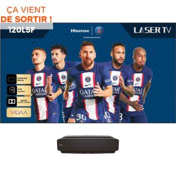 Hisense 120L5F-A12 Laser TV + écran