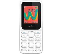 Téléphone portable Wiko Lubi 5 Plus Blanc LS