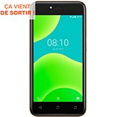 Smartphone Wiko Y50 Or