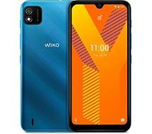 Smartphone Wiko  Y62 Bleu clair