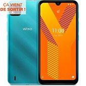 Smartphone Wiko Y62 Vert