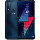 Smartphone Wiko Power U30 Bleu Carbone 128Go