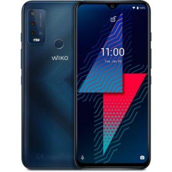 Wiko Power U30 Bleu Carbone 128Go