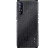 Coque Oppo  Find X2 Neo kevlar noir