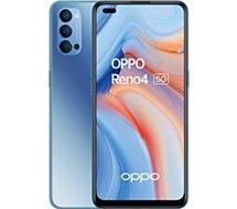 Smartphone Oppo  Reno 4 Bleu 5G