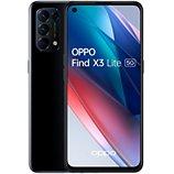 Smartphone Oppo  Find X3 Lite Noir 5G