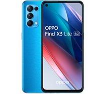 Smartphone Oppo  Find X3 Lite Bleu 5G