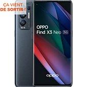 Smartphone Oppo Find X3 Néo Noir 5G