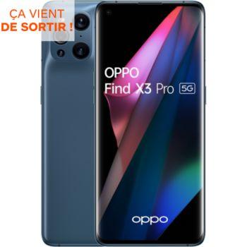 Oppo Find X3 Pro Bleu 5G