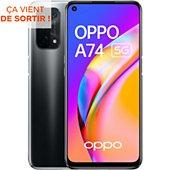 Smartphone Oppo A74 Noir 5G