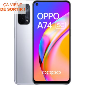 Oppo A74 Silver 5G