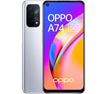Smartphone Oppo  A74 Silver 5G