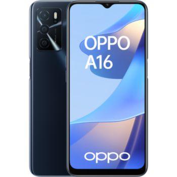 Oppo A16 Noir
