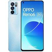Smartphone Oppo Reno6 Bleu 5G
