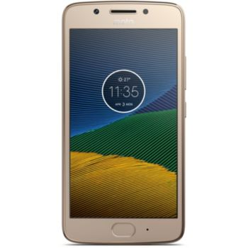 Motorola G5 Gold 				 			 			 			 				reconditionné