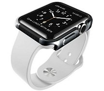 Coque Xdoria  Apple Watch 38mm Defense Edge gris