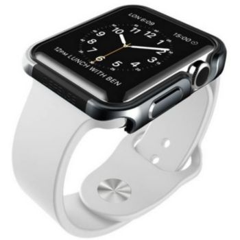 Xdoria Apple Watch 38mm Defense Edge gris