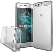 Coque intégrale Xdoria DEFENSE 360 HUAWEI P10 PLUS TRANSPARENT