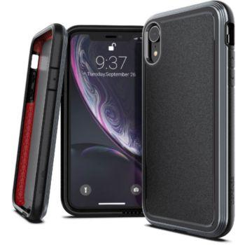 Xdoria iPhone Xr Defense Ultra noir