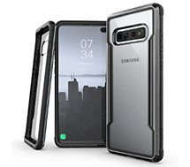 Coque Xdoria  Samsung S10+ Defense Shield noir