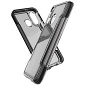 Coque Xdoria Samsung A40 Defense Clear noir