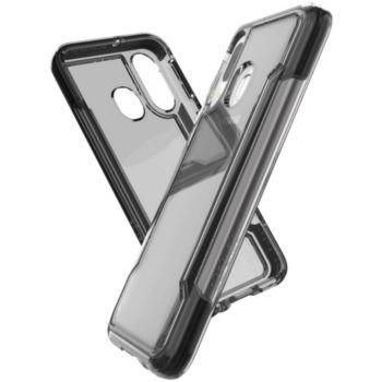 Xdoria Samsung A40 Defense Clear noir