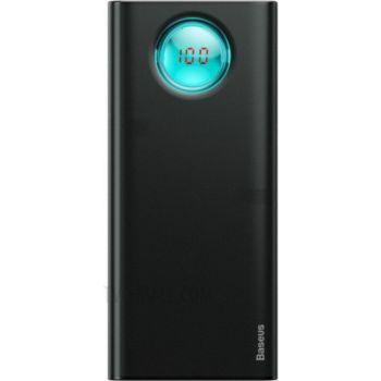 Baseus 20000 mah 2 USB 15w Noir