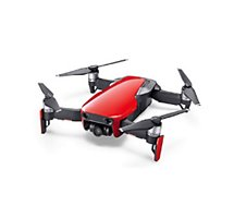 Drone DJI Mavic Air - Fly More Combo Rouge