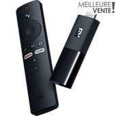 Passerelle multimédia Xiaomi Mi TV Stick EU Android TV 9.0