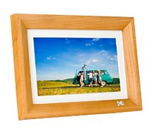 Cadre photo numérique Kodak  7' Cadre Bois