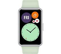 Montre connectée Huawei  Watch Fit Vert