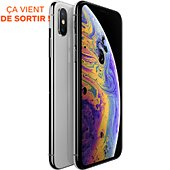 Smartphone Apple iPhone XS Silver 64Go Reconditionné