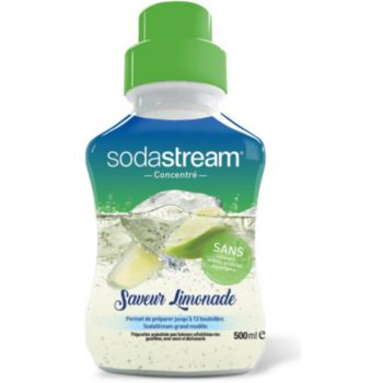 Sodastream LIMONADE 500ML
