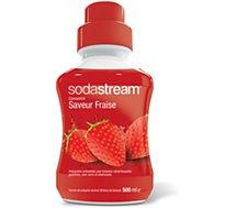 Concentré Sodastream FRAISE 500ml