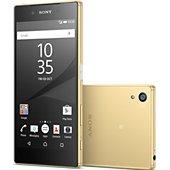 Smartphone Sony Xperia Z5 Or