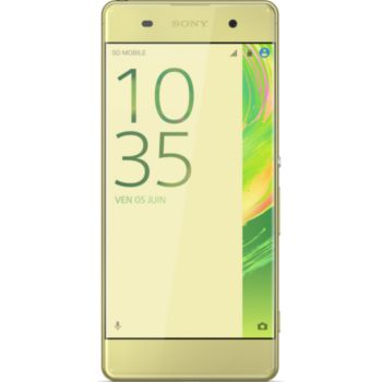Sony Xperia XA Lime DS