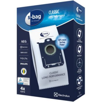 Electrolux E201S S bag Classic Long Performance