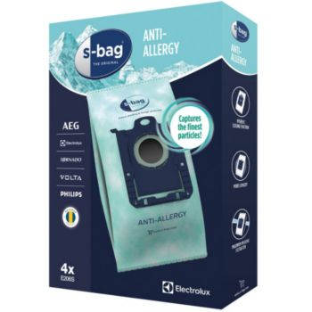 Electrolux E206S S bag Anti-Allergy
